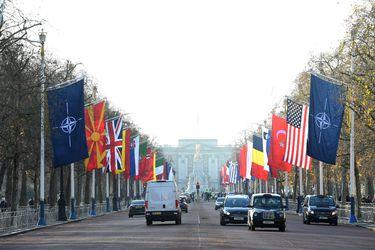 Cumbre de la OTAN en Londres