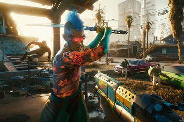 La versión de PS5 y Xbox Series X/S de Cyberpunk 2077 se retrasa hasta 2022