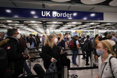 Inglaterra ya no exigirá cuarentena para viajeros vacunados provenientes de EE.UU. y la UE