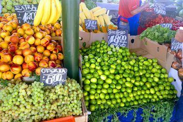 verduras feria