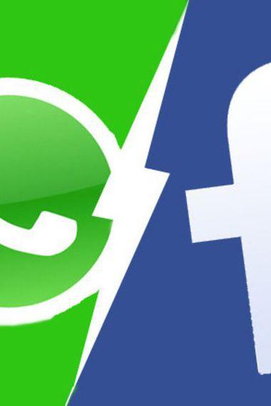 facebook whatsapp