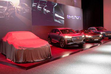 División Artemis: Audi pone el pie en el acelerador en la carrera por los autos eléctricos