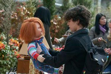 Sangre y muerte es lo que anticipa el tráiler de la nueva serie de televisión de Chucky, el clásico muñeco diabólico