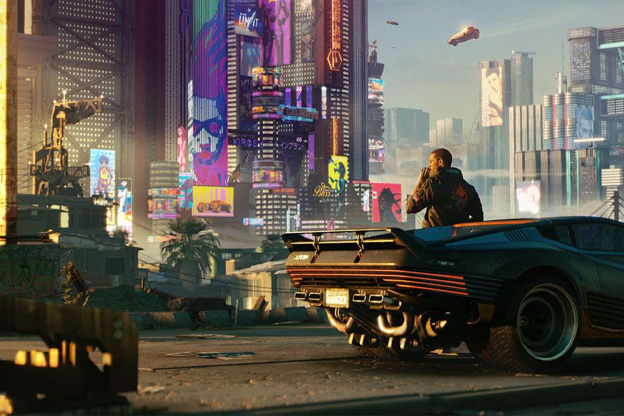 Cyberpunk 2077 Patch 1.2: Now Available, and Weighs Almost as Much as the Main Game