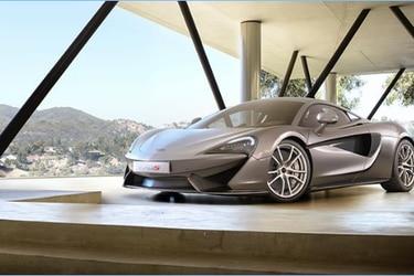 McLaren debuta en Argentina de la mano del grupo chileno Quantum Group