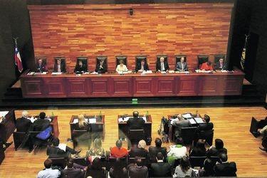 Se realizan el tercer dâ??a de audiencias publicas en el Tribunal Constitucional por el proyecto de ley que legaliza el aborto