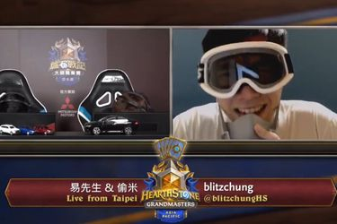 Blizzard sancionó a jugador de Hearthstone por apoyar las protestas en Hong Kong