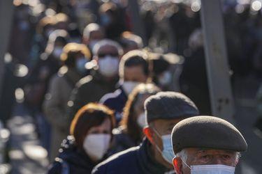 Informe Epidemiológico: casos activos aumentan un 42% en la RM y suben 39% a nivel país en una semana
