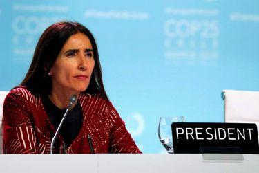 Diputados aprueban interpelación contra ministra Carolina Schmidt tras criticada actuación en la COP25