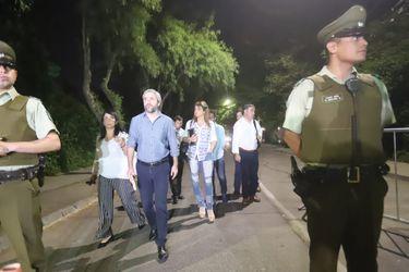 Las noches más largas del gobierno de Piñera