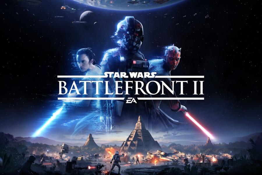 Star Wars Battlefront 2 estará gratis en la Epic Games Store a partir de hoy - La Tercera