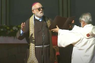 Papa Francisco nombra cardenal al arzobispo de Santiago, Celestino Aós