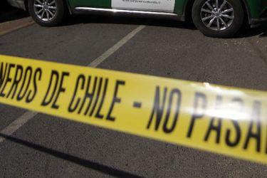 Carabineros detiene a presunto autor de homicidio de embarazada que fue baleada en feria persa de Pudahuel