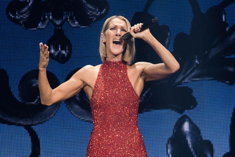 Celine Dion begins world tour in her hometown