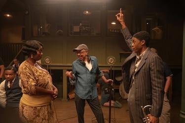 Netflix anuncia el estreno de la última cinta de Chadwick Boseman