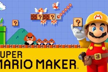 Crean nivel casi imposible de superar en Super Mario Maker