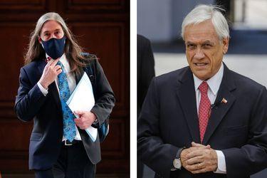 """Presidente Piñera se reunió con el senador Juan Pablo Letelier por reforma previsional: """"Vamos a hacer todos los esfuerzos para lograr un acuerdo en el Senado"""""""
