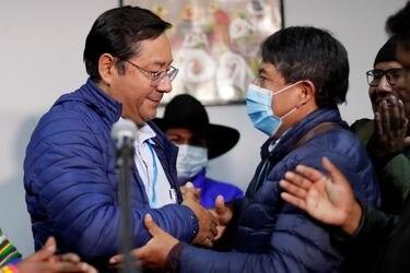 El rol del excanciller Choquehuanca en el triunfo electoral de Luis Arce