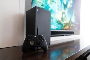 Rápida y potente: así es jugar en la nueva Xbox Series X