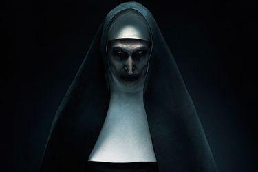 El terror de La Monja se presenta con una imagen