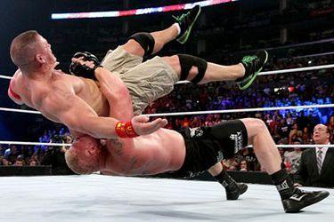 Summerslam, la kriptonita de John Cena