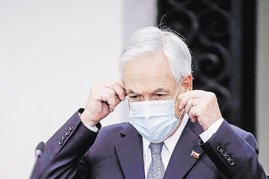 """Sebastián Piñera saluda a las madres chilenas con emotivo mensaje: """"Muchos no podemos abrazarlas como quisiéramos por esta pandemia""""  - La Tercera"""