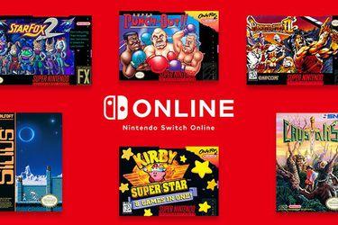 Nintendo Switch Online sumará seis juegos de NES y SNES