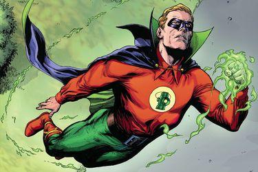 Ahora es canon en el universo central de DC Comics que el primer Green Lantern es gay