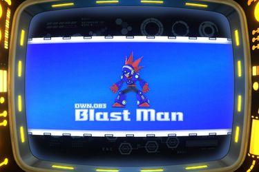 Conoce a Blast Man el nuevo jefe de Mega Man 11