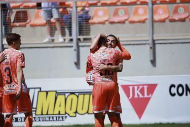 Cobreloa resiste: vence a Copiapó y le saca cuatro puntos al colista de la B