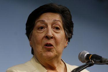 """Presidenta de la DC pide a senadora Goic rectificar su rechazo al cuarto retiro: """"Le pedimos que cambie su votación"""""""