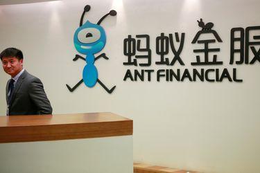 """Jack Ma dice que la apertura a bolsa de Ant Group será la """"más grande de la historia de la humanidad"""""""