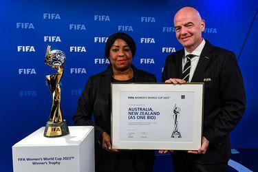 Australia y Nueva Zelanda organizarán el próximo Mundial Femenino