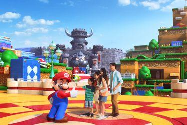 Super Nintendo World debutará con dos atracciones y una pulsera interactiva
