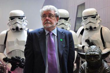 George Lucas quedará inmortalizado como un stormtrooper en la nueva figura de Star Wars: The Black Series
