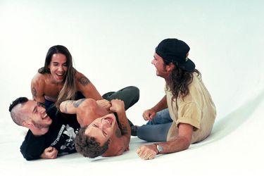 Diario de ruta: de gira con Red Hot Chili Peppers (y Nirvana, Pearl Jam y los Smashing Pumpkins)