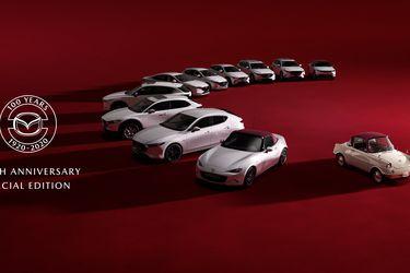 Mazda celebra sus 100 años con un imperdible set de videos muy emotivos