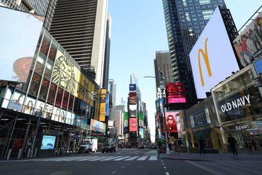 Nueva York en cuarentena | Las calles vacías de una ciudad en pausa