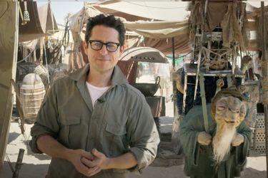 J.J. Abrams dice que Carrie Fisher le dejó un misterioso mensaje