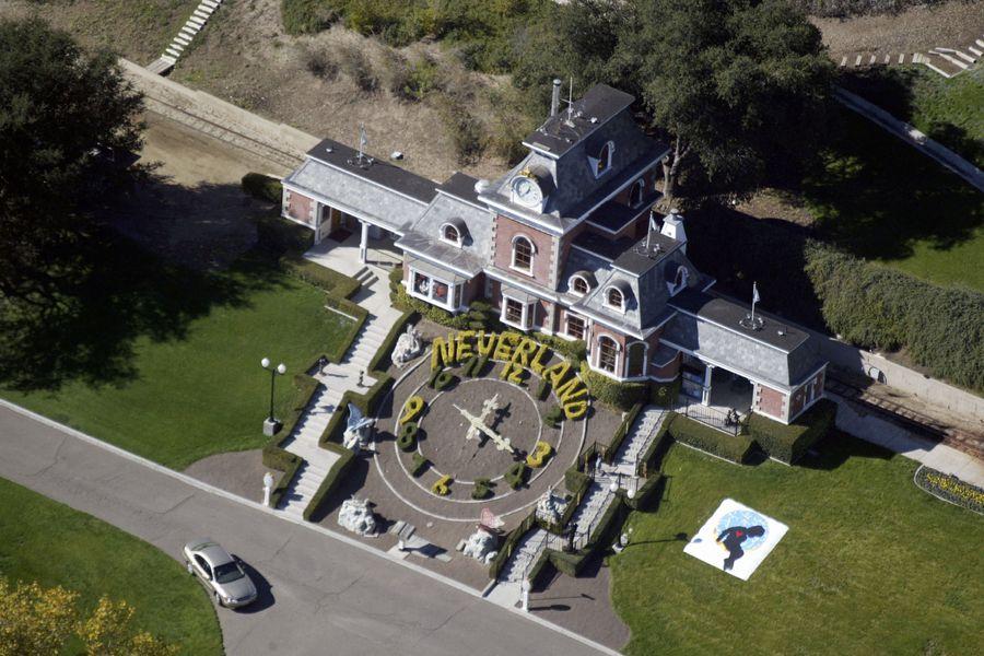 Michael Jackson's Neverland Ranch Investigation