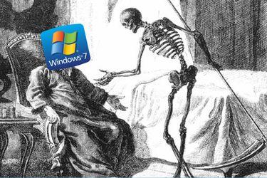 Microsoft notificará habitualmente a los usuarios de Windows 7 sobre el final de su soporte