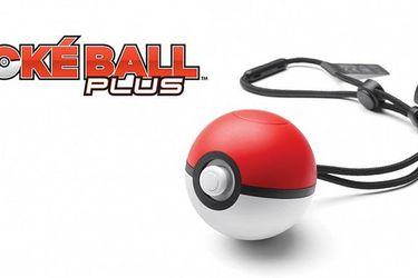 Poké Ball Plus: Así funciona el nuevo accesorio para Switch