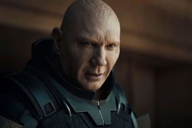 """Dune será """"una de las películas más hermosas que haya visto la gente"""" según Dave Bautista"""