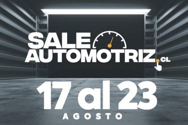 Ya comenzaron las ofertas de la SaleAutomotriz.cl