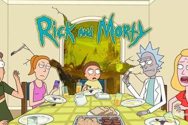 Rick and Morty volverá el 20 de junio con su quinta temporada