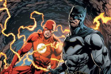 Nuevas fotos del rodaje de la película de The Flash muestran a un Batman en motocicleta