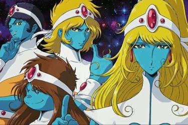Interstella 5555: la odisea espacial de Daft Punk y Leiji Matsumoto