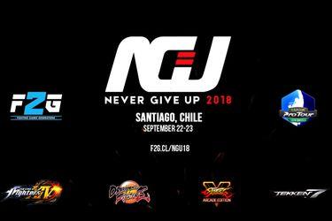 #NGU18: El torneo más grande de videojuegos de peleas en Chile abre inscripciones