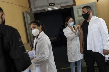 Brasil registra 41.411 nuevos casos y 1.333 muertes por coronavirus en la última jornada