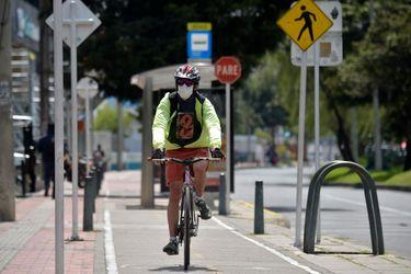 Lanzan el primer seguro de accidentes para ciclistas urbanos en Chile